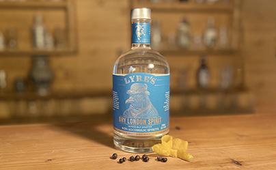 Lyre's Dry London Spirit - alkoholfreier Gin