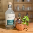 Rezept mit Laori Juniper No 1 Moscow Mule