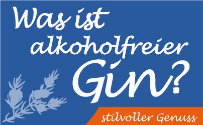 Was ist alkoholfreier Gin?